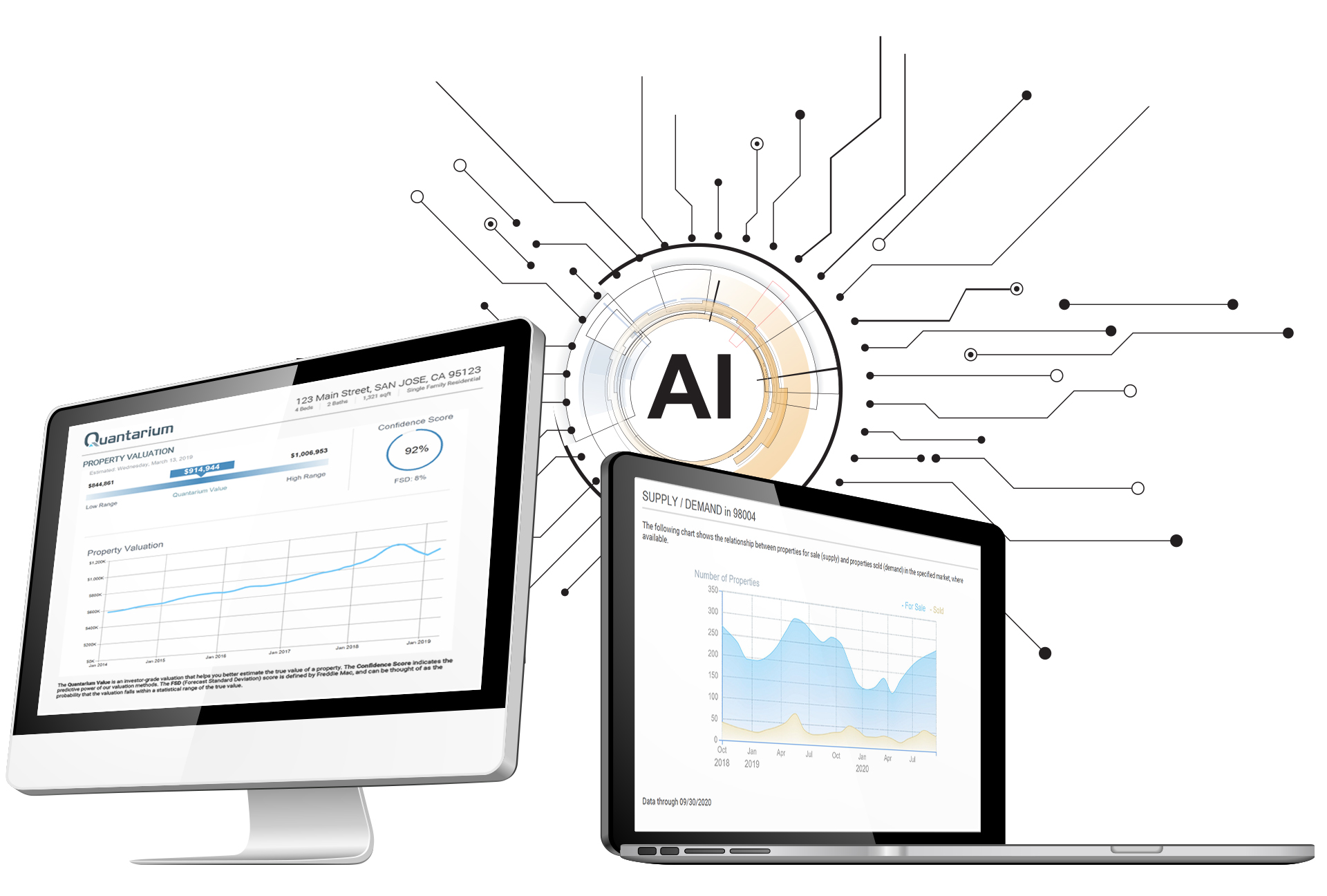 Quantarium Valuation Models Product and Artificial Intelligence
